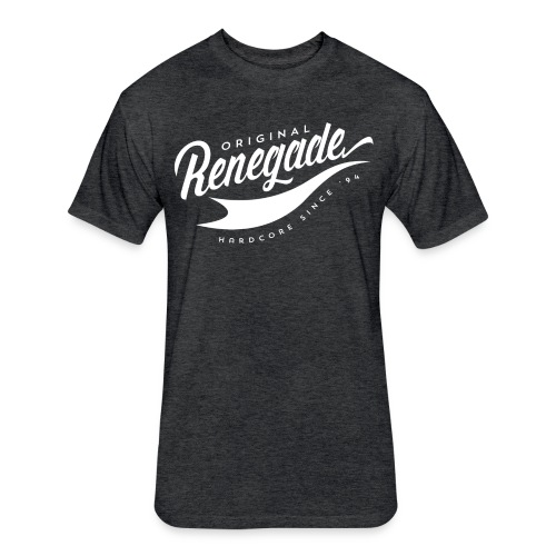 Next Level Renegade Original - Fitted Cotton/Poly T-Shirt by Next Level