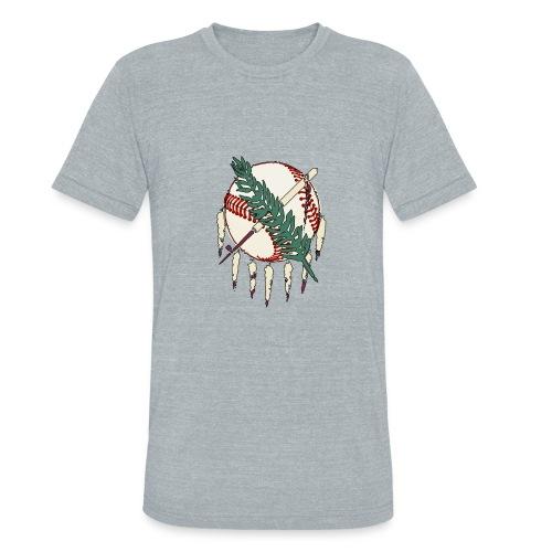 Okie Baseball - Unisex Tri-Blend T-Shirt