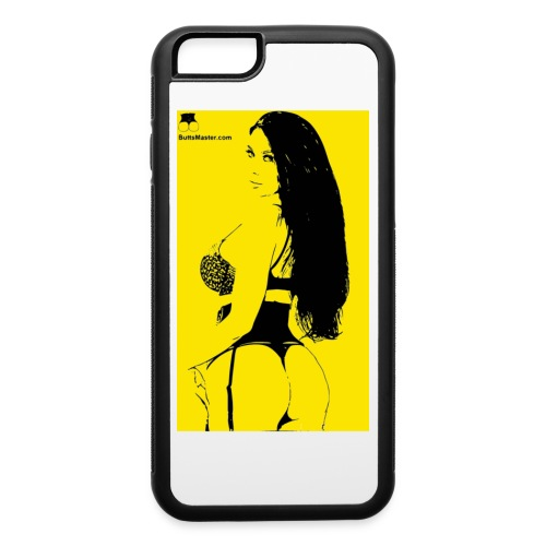 Buttsmaster Models I-Phone 6 Rubber Case - iPhone 6/6s Rubber Case