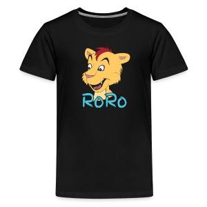 RoRo - 01 - Kids' Premium T-Shirt