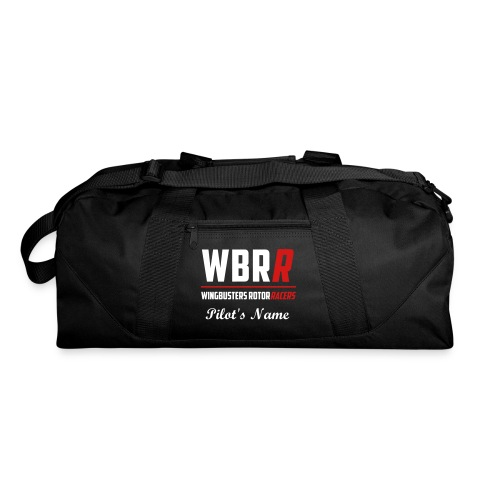 WBRR Official Pilot's Duffel Bag - Duffel Bag
