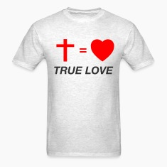 cross = true love
