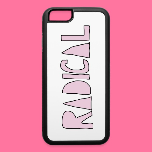 Radical Case iPhone 6/6s - iPhone 6/6s Rubber Case