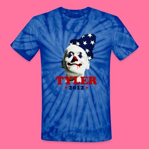 Tyler 4 Pres Tee - Unisex Tie Dye T-Shirt