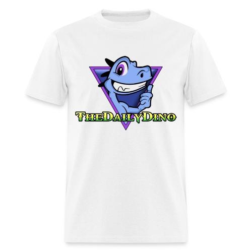 TheDailyDIno - Men's T-Shirt