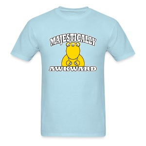 Majestically Awkward - Men's T-Shirt