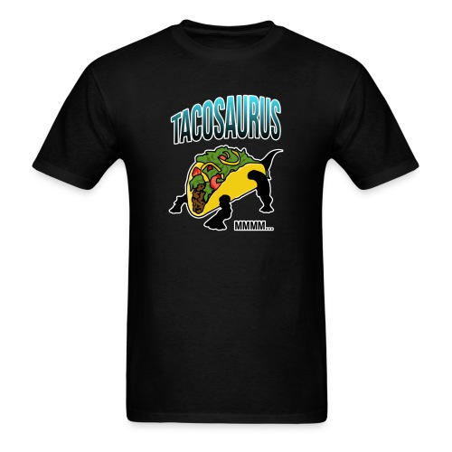Tacosaurus - Men's T-Shirt