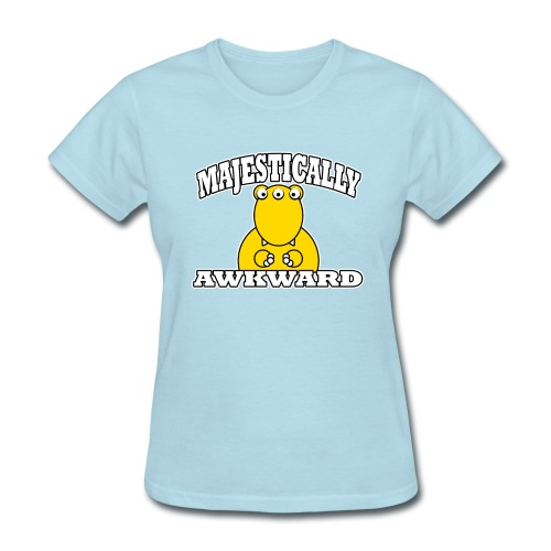 Majestically Awkward - Women's T-Shirt