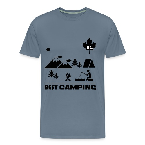 BC Best Camping - Men - Men's Premium T-Shirt