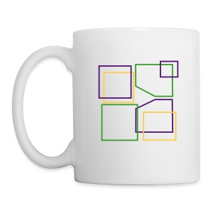 Donald Louch Outline Coffee Mug - Coffee/Tea Mug