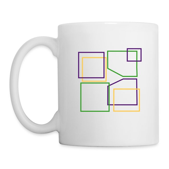 Donald Louch Outline Coffee Mug