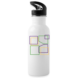 Donald Louch Outline Water Bottle - Water Bottle