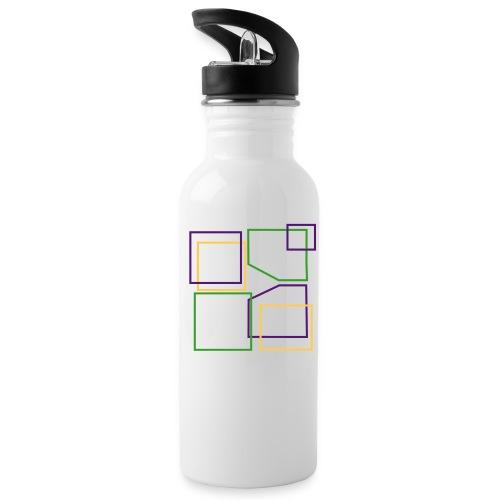 Donald Louch Outline Water Bottle - Water Bottle