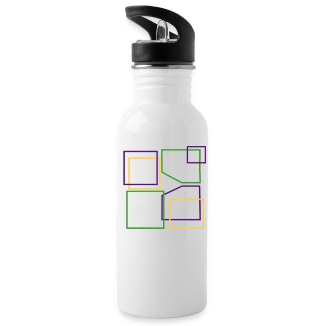 Donald Louch Outline Water Bottle