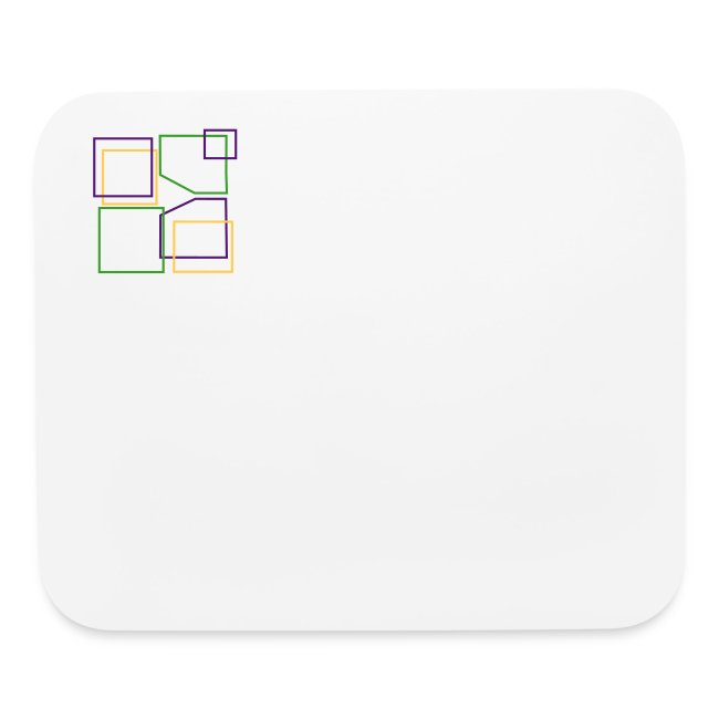 Donald Louch Outline Mouse Pad