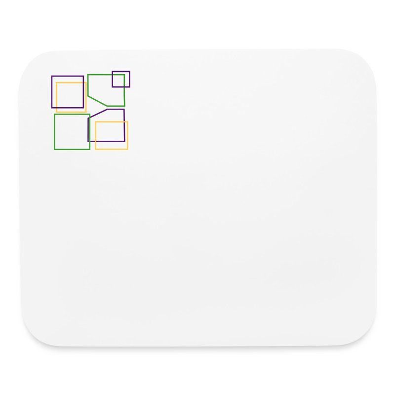 Donald Louch Outline Mouse Pad - Mouse pad Horizontal