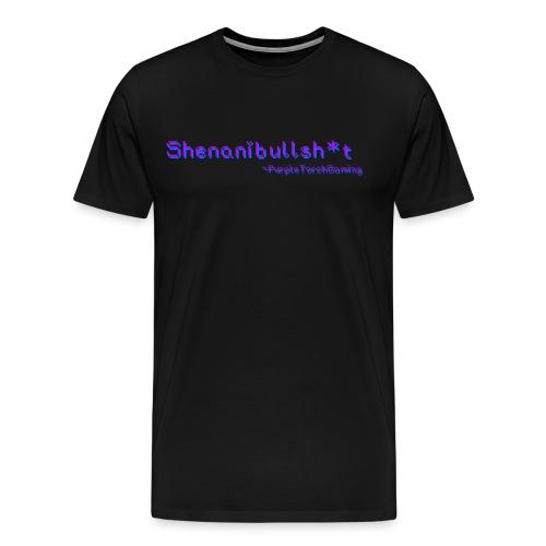Men's Shenanibullsh*t T-Shirt - Men's Premium T-Shirt