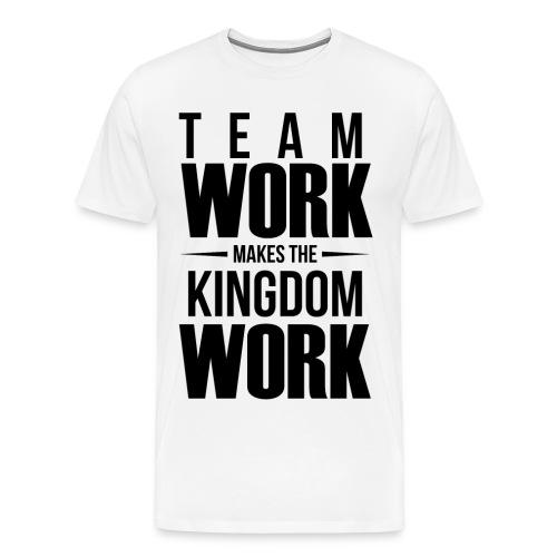 Kingdom Works T-Shirt - Men's Premium T-Shirt