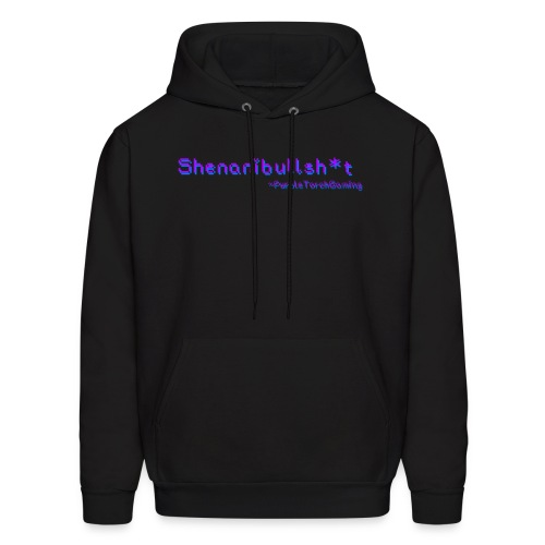 Men's Shenanibullsh*t Hoodie - Men's Hoodie