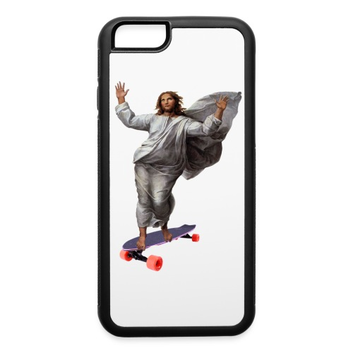 SKATEBOARDING JESUS iPHONE 6 / 6s RUBBER CASE - iPhone 6/6s Rubber Case
