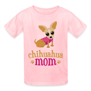 Chihuahua Mom - Kids' T-Shirt