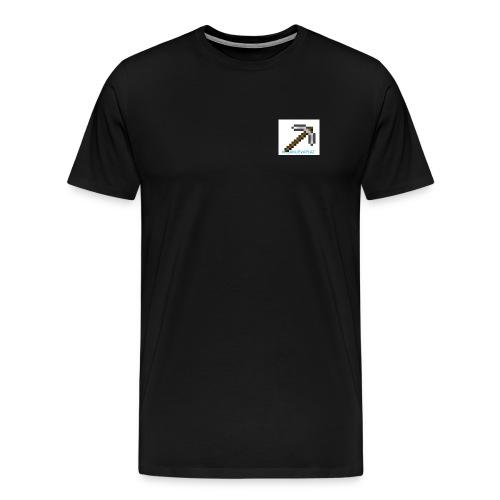 Black VillanuevaPlaz T-Shirt I Men - Men's Premium T-Shirt