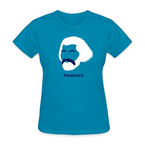 [frederick-douglass] - Women's T-Shirt