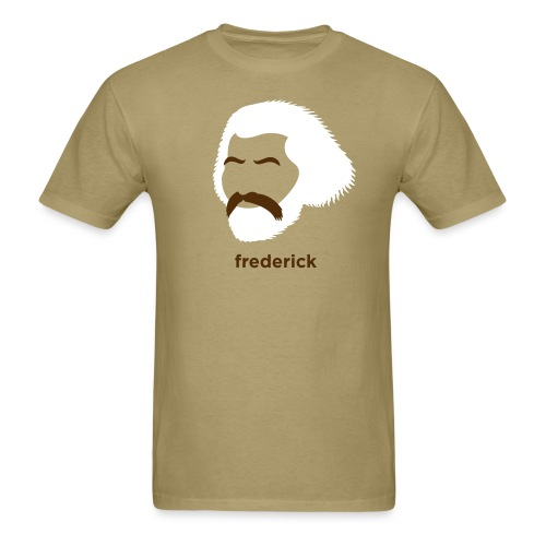 [frederick-douglass] - Men's T-Shirt