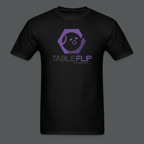[TFG] Classic T-Shirt w/Logo and Customizable Text - Men's T-Shirt