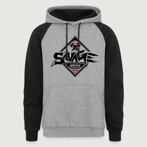 Savage Lifestyle - Colorblock Hoodie