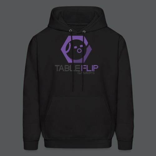 [TFG] Hoodie w/Logo and Customizable Text - Men's Hoodie