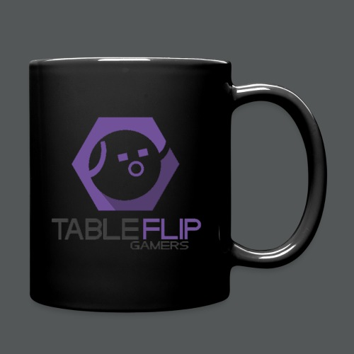 [TFG] Mug w/Logo and Customizable Text - Full Color Mug