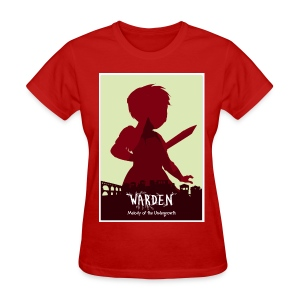 Tavian and the Mountain (Ladies) - Women's T-Shirt