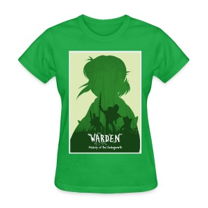 Medeira and the Polto (Ladies) - Women's T-Shirt