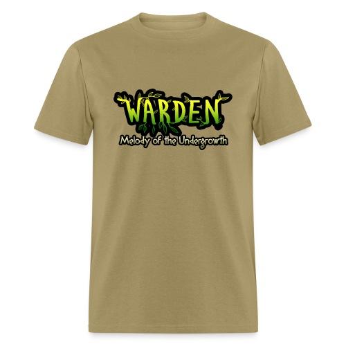 Warden Logo (Mens) - Men's T-Shirt