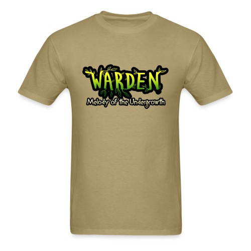Warden Logo (Mens) - Men's T-Shirt