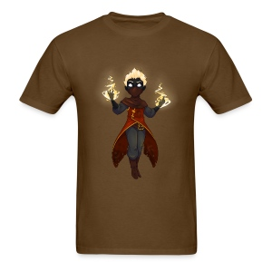 Bitt the Firebrand (Mens) - Men's T-Shirt