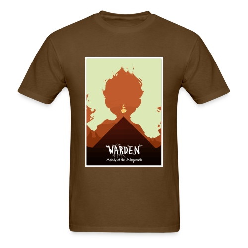 Bitt and the Pyramid (Mens) - Men's T-Shirt
