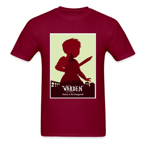 Tavian and the Mountain (Mens) - Men's T-Shirt