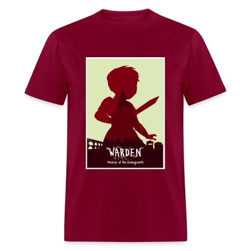 Tavian and the Mountain (Mens) - Men's T-Shirt