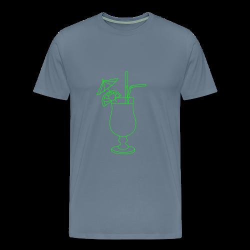 Cocktail - Men's Premium T-Shirt