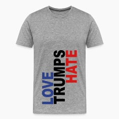 LOVE TRUMPS HATE VOTE FOR T-Shirts