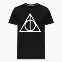 Deathly Hallows Triangle T-Shirts
