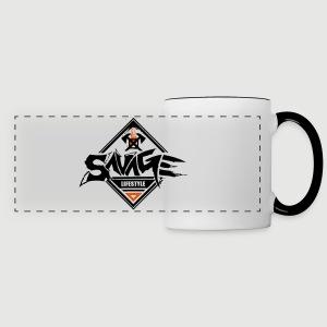 Savage Lifestyle - Panoramic Mug