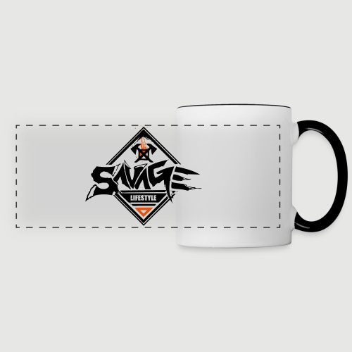 Savage Lifestyle - Panoramic Mug