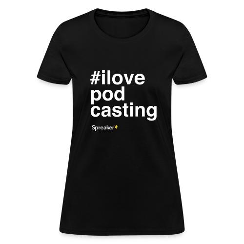 Women's Black T-Shirt - Women's T-Shirt