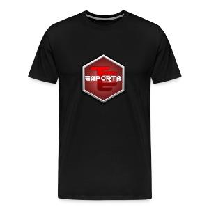 TLE Official T-Shirt (TLE ESPORTS) - Men's Premium T-Shirt