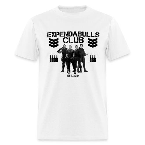 2016 Club Black on White - Men's T-Shirt