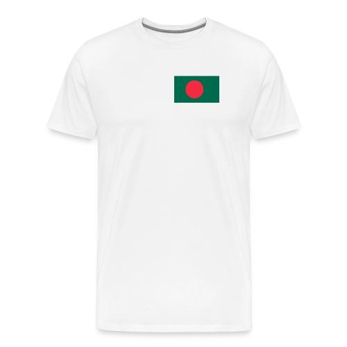 Bangladesh Flag Shirt - Men's Premium T-Shirt