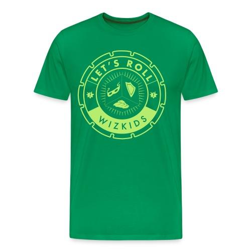 Dice Masters Let's Roll - Men's Premium T-Shirt